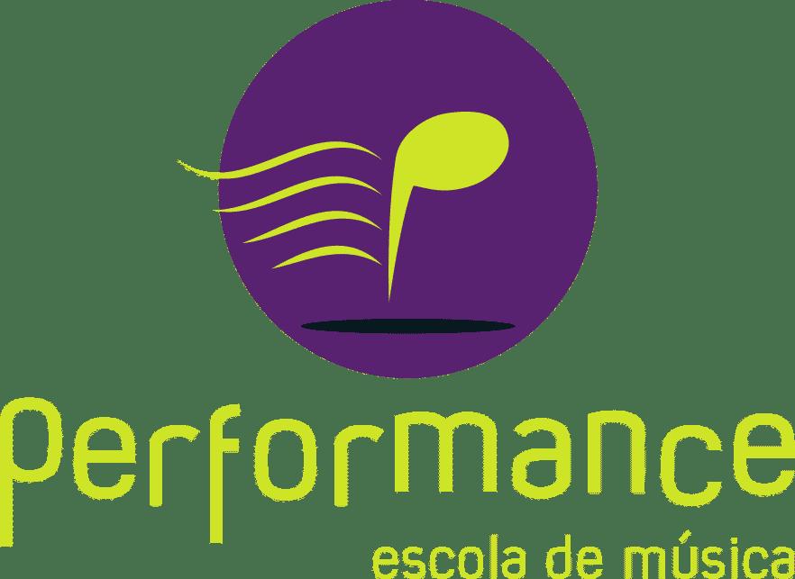 Logo Performance escola de música