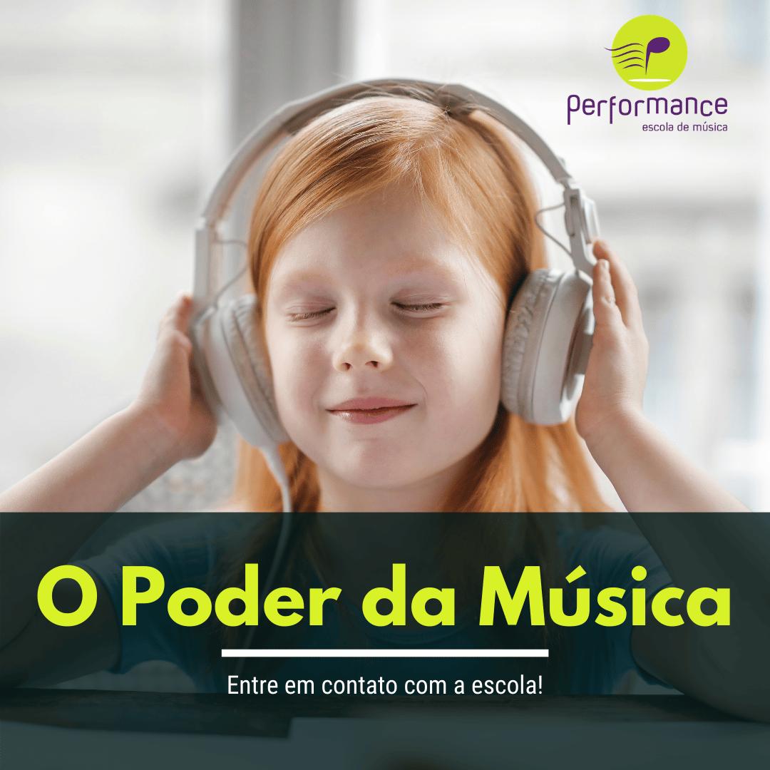 Performance Escola de Música na região do paraiso