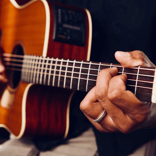 escola de musica performance aula de violão